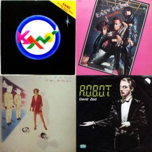 Italo Disco Albums 1980