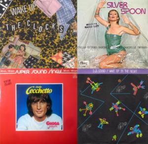 album covers of italo disco 1981