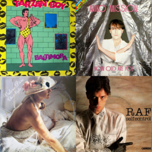 Italo Disco albums from 1984