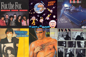 Euro disco albums of 1984