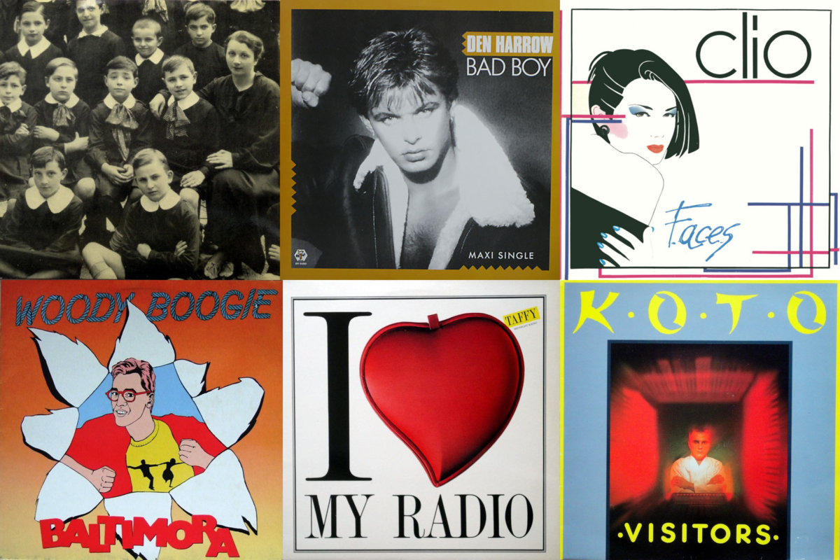 Italo Disco albums of 1985