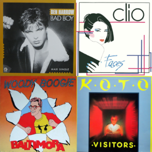 Italo Disco 1985 part 1 podcast