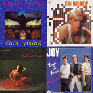 Italo Disco albums from 1985 part 2