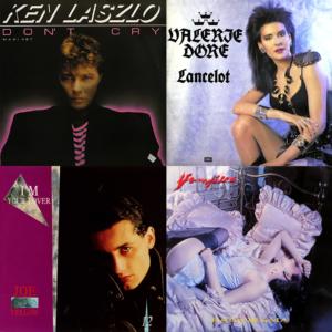Italo disco albums from 1986