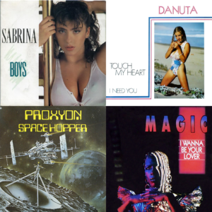 Albums from Italo Disco 1987