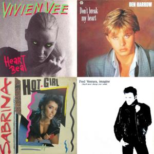 Italo Disco Albums 1987