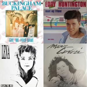 Italo disco albums from 1987