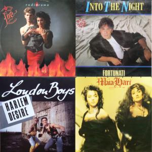 Italo Disco albums from 1987 part 5