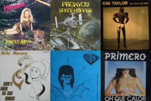 Euro disco albums from 1987