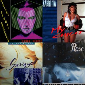 1988 Italo Disco Albums 2