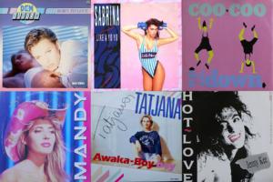 Italo Disco albums from 1988 part 3