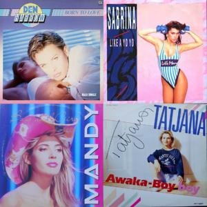 Italo Disco Albums 1988