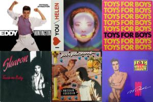 Italo Disco Albums from 1989