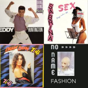 Italo Disco albums of 1989